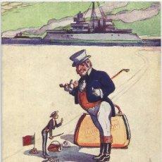 Postales: POSTAL SERIE PAISES NEUTRALES I GUERRA MUNDIAL .-Nº 117 PORTUGAL .- ILUSTRA EM. DUPUIS 1916. Lote 91560770