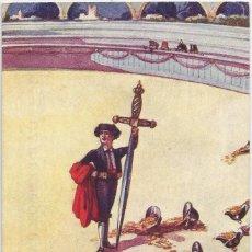 Postales: POSTAL SERIE PAISES NEUTRALES I GUERRA MUNDIAL .-Nº 113 ESPAÑA .- ILUSTRA EM. DUPUIS 1916. Lote 91561405
