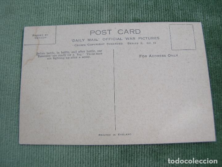 Postales: LOTE 19 POSTALES ANTIGUAS POSTAL I GUERRA MUNDIAL DUPUIS DAILY MAIL WAR PICTURES. VER FOTOS - Foto 3 - 92426230
