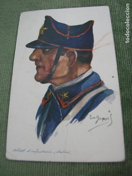 Postales: LOTE 19 POSTALES ANTIGUAS POSTAL I GUERRA MUNDIAL DUPUIS DAILY MAIL WAR PICTURES. VER FOTOS - Foto 16 - 92426230