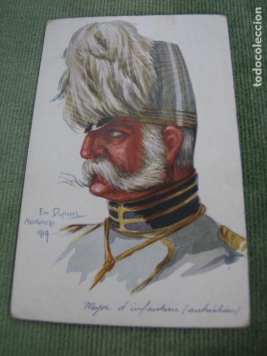 Postales: LOTE 19 POSTALES ANTIGUAS POSTAL I GUERRA MUNDIAL DUPUIS DAILY MAIL WAR PICTURES. VER FOTOS - Foto 18 - 92426230