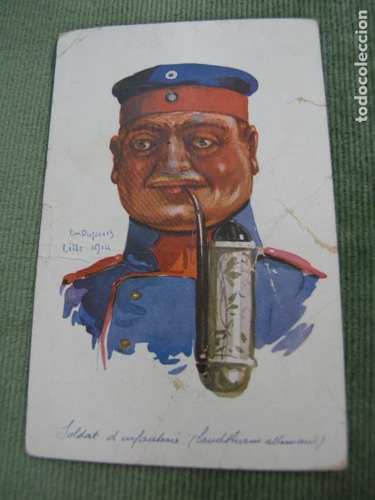 Postales: LOTE 19 POSTALES ANTIGUAS POSTAL I GUERRA MUNDIAL DUPUIS DAILY MAIL WAR PICTURES. VER FOTOS - Foto 24 - 92426230