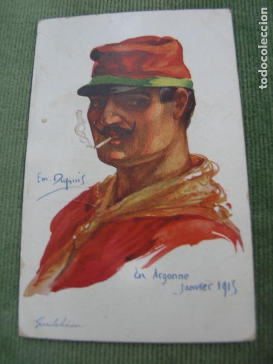 Postales: LOTE 19 POSTALES ANTIGUAS POSTAL I GUERRA MUNDIAL DUPUIS DAILY MAIL WAR PICTURES. VER FOTOS - Foto 26 - 92426230