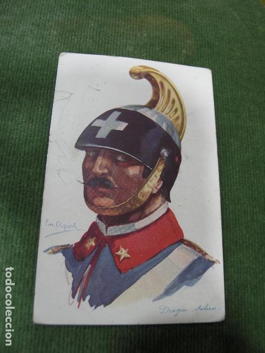 Postales: LOTE 19 POSTALES ANTIGUAS POSTAL I GUERRA MUNDIAL DUPUIS DAILY MAIL WAR PICTURES. VER FOTOS - Foto 38 - 92426230
