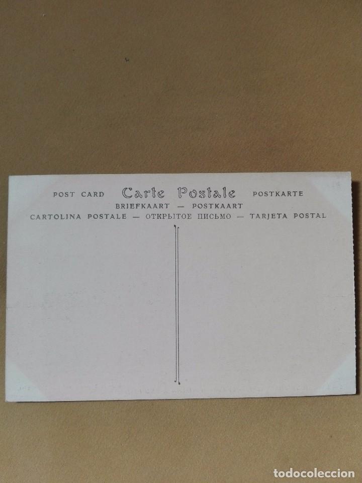 Postales: Postal antigua barcos de guerra Francia Le Cuirasse Liberté nueva - Foto 2 - 94780483
