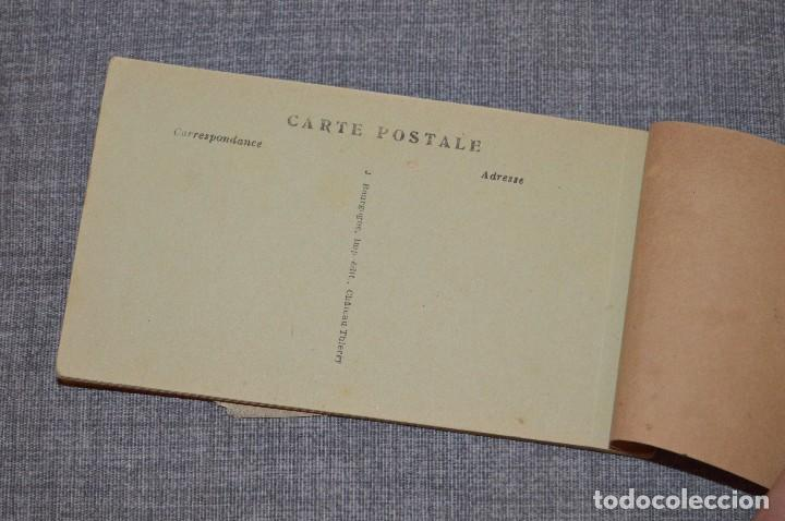 Postales: I GM - VINTAGE - LIBRITO DE POSTALES - BATAILLE DE LA MARNE 1918 - FIRST AMERICAN VICTORY IN FRANCE - Foto 5 - 100754579