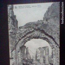 Postales: WW1 GUERRA MUNDIAL 1914 18 RUINES DE PERVYSE EGLISE . Lote 101200135