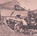 Postales: POSTAL - TRINCHERA - PRIMERAS LINEAS DEL EJERCITO FRANCES 1916 - AUTOMOVIL EXCAVADOR. Lote 102233919