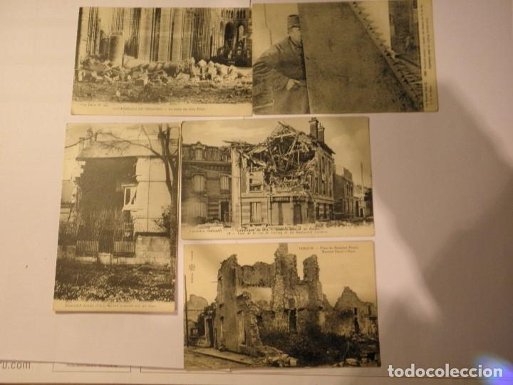 LOTE 20 POSTALES PRIMERA GUERRA MUNDIAL (Postales - Postales Temáticas - I Guerra Mundial)