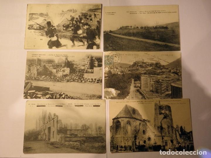 Postales: LOTE 20 POSTALES PRIMERA GUERRA MUNDIAL - Foto 2 - 102291255