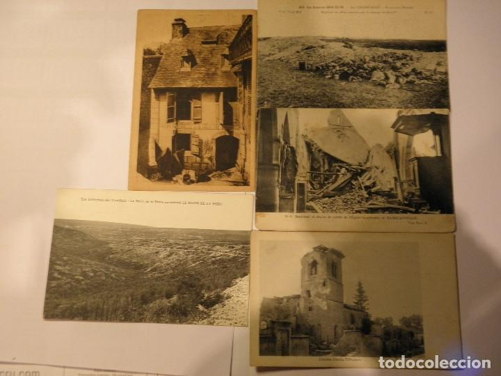Postales: LOTE 20 POSTALES PRIMERA GUERRA MUNDIAL - Foto 3 - 102291255