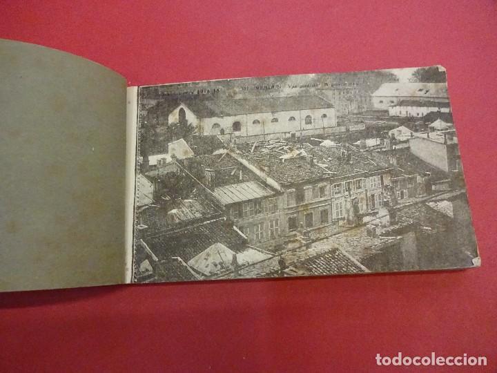 Postales: VERDUN. Block 20 postales original I Guerra Mundial (1914-1918) - Foto 2 - 102776475