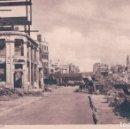Postales: POSTAL DE LONDRES BAJO EL FUEGO - NEW BASINGHALL STREET - LONDON UNDER FIRE. Lote 103609931