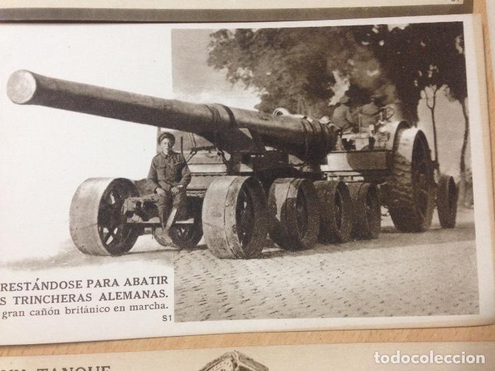 Postales: LOTE COLECCION POSTALES MILITARES EJERCITO BRITANICO PRIMERA GUERRA MUNDIAL - Foto 3 - 111619955