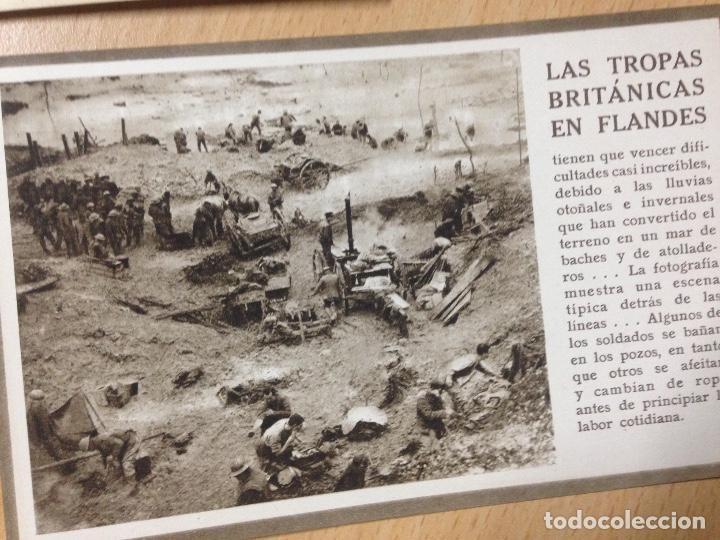 Postales: LOTE COLECCION POSTALES MILITARES EJERCITO BRITANICO PRIMERA GUERRA MUNDIAL - Foto 6 - 111619955