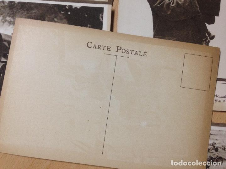 Postales: LOTE COLECCION POSTALES MILITARES EJERCITO BRITANICO PRIMERA GUERRA MUNDIAL - Foto 7 - 111619955