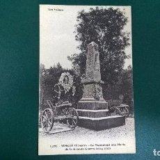 Postales: POSTAL VINCEY-LE MONUMENT AUX MORTS 1914-1918. Lote 112383207