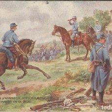 Postales: GUERRE 14-18 - LEGION D'HONNEUR - COMMENT ON LA GAGNE - L.V.CIE A.2 - CIRCULADA 1920. Lote 116203603