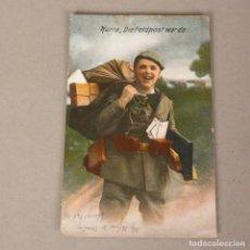 Postales: POSTAL DE LA PRIMERA GUERRA MUNDIAL. ALEMANIA 1916. Lote 116486815