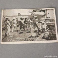 Postales: POSTAL DE LA PRIMERA GUERRA MUNDIAL. ALEMANIA 1916. Lote 116487043