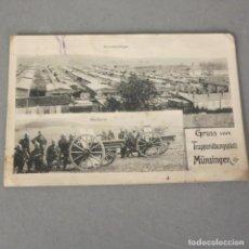Postales: POSTAL DE LA PRIMERA GUERRA MUNDIAL. ALEMANIA 1916. Lote 116487419