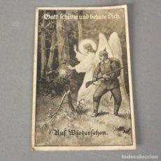 Postales: POSTAL DE LA PRIMERA GUERRA MUNDIAL. ALEMANIA 1916. Lote 116487459