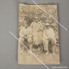 Postales: POSTAL DE LA PRIMERA GUERRA MUNDIAL. ALEMANIA 1918. Lote 116487839