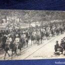 Postales: POSTAL ANTIGUA CAMPAGNE 1914 L'ARMEE DES INDES LES LANCIERS ESCRITA NO CIRCULADA ED LR. Lote 128956319