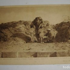 Postales: POSTAL DE LA 1ª GUERRA MUNDIAL. DAILY MAIL WAR PICTURE. RESCATE BAJO FUEGO, SALVA 20 VIDAS. Lote 140369302