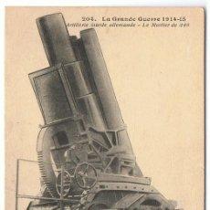 Postales: TARJETA POSTAL FRANCESA LA GRANDE GUERRE 1914 - 15 Nº 204. Lote 145341318