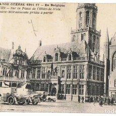 Postales: TARJETA POSTAL FRANCESA LA GRANDE GUERRE 1914 - 17 EN BELGIQUE Nº 175 . Lote 145349714
