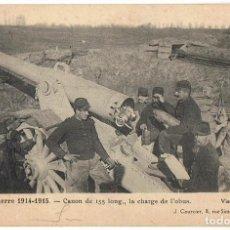 Postales: TARJETA POSTAL LA GUERRE 1914 - 1915 Nº 21 . Lote 145349898