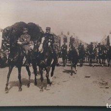 Postales: POSTAL FOTOGRAFICA MILITARES I GUERRA MUNDIAL 1919 LAS FIESTAS DE LA VICTORIA PARIS FRANCIA PERFECTA. Lote 147976158