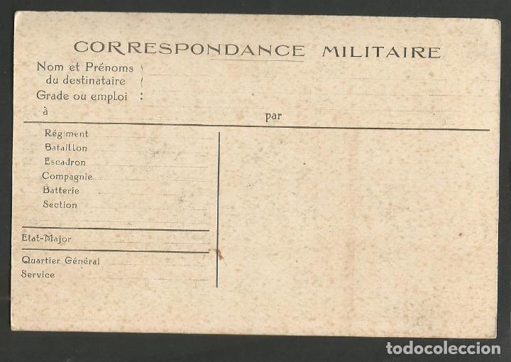 Postales: POSTAL PRIMERA GUERRA MUNDIAL- I GUERRA MUNDIAL-GUERRE EUROPEENNE 1914-POSTAL ANTIGUA-(57.409) - Foto 3 - 153398638