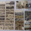 Postales: LOTE 33 TARJETAS POSTALES, 1918 CAMPAÑA DE PALESTINA Y SYRIA, TIERRA SANTA. Lote 159116610