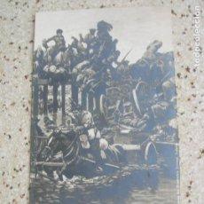 Postales: POSTAL DE LA BATALLA DE TANNENBERG AGOSTO DE 1914 ,MIT GENEHMIGUNG. Lote 159994226