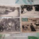 Postales: POSTALES FOTOGRAFIAS DE LA GRAN GUERRA 1914-1915. Lote 160294993