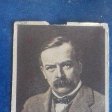 Postais: LLOYD GEORGE, PRIMER MINISTRO DE LA GRAN BRETAÑA 1916-1922. TUCK & SONS. SIN CIRCULAR.. Lote 164756518