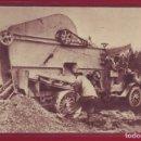 Postales: VII 3 AUTOMOVIL-EXCAVADOR, CAVANDO ZANJA PRIMERAS LINEAS EJERCITO FRANCES 1916. Lote 168135808