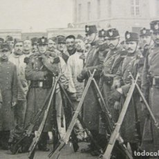 Postales: I GUERRA MUNDIAL-PARIS-MILITARES EN GUARDIA-1315-ND PHOT-VER FOTOS-(60.755). Lote 168745204