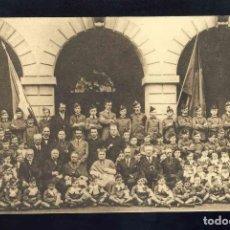 Postales: POSTAL DE LA PRIMERA GUERRA MUNDIAL: FRANCIA HOSPITALARIA Y GENEROSA (ED. ALEX JOUVENE VIII - 4). Lote 171969395