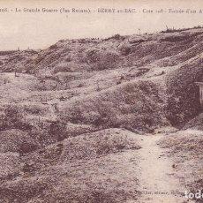 Postales: 108 LA GRANDE GUERRE BERRY FRANCIA (SIN CIRCULAR) . Lote 173470129