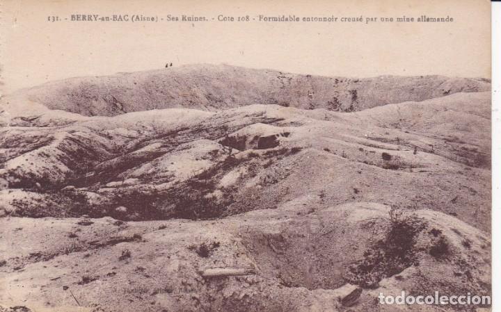 131 BERRY FRANCIA (SIN CIRCULAR) (Postales - Postales Temáticas - I Guerra Mundial)