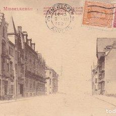 Postales: MIDDELKERRE BELGICA . Lote 173499474
