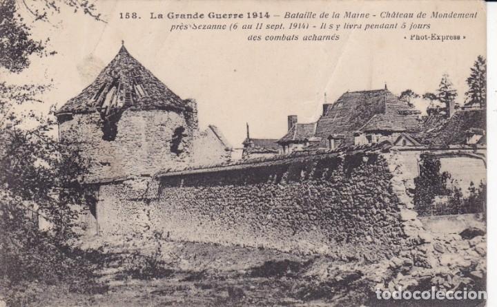 158 LE GRANDE GUERRE 1914 FRANCIA (Postales - Postales Temáticas - I Guerra Mundial)