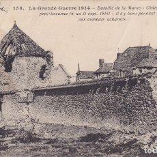 Postales: 158 LE GRANDE GUERRE 1914 FRANCIA . Lote 173981693