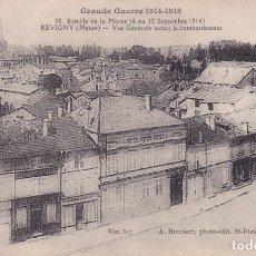 Postales: GRANDE GUERRE 1914 1918 FRANCIA REVEGNY MEUSE FRANCIA . Lote 173981952