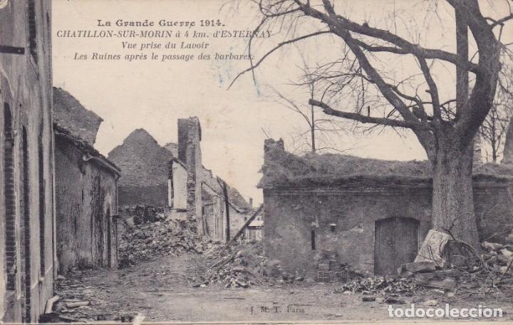 LA GRANDE GUERRE 1914 FRANCIA (Postales - Postales Temáticas - I Guerra Mundial)