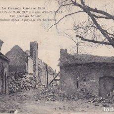 Postales: LA GRANDE GUERRE 1914 FRANCIA . Lote 173982019