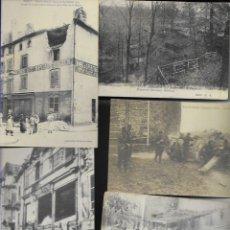 Postales: 60 POSTALES FOTO * GRAN GUERRA 1914 Y RELACIONADAS *. Lote 173989112